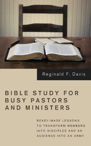Buy pastor bible study
