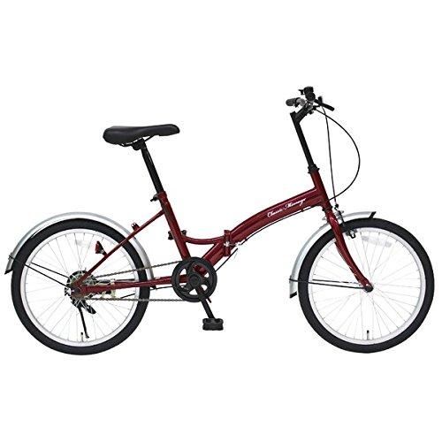 折畳み自転車 Classic Mimugo FDB20E MG-CM20E【代引不可】 生活用品 インテリア 雑貨 自転車(シティーサイクル) 折り畳み自転車 top1-ds-1988998-ah [簡素パッケージ品] B078LWH9KX