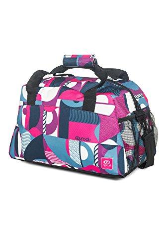 Rip Curl Paola Gym Bag Borsone, 46 cm, 21 liters, Blu (Blue)