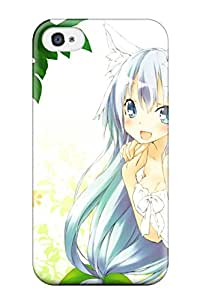 Paul Jason Evans's Shop Hot 7438711K315192682 animal brownclouds fishkimono Anime Pop Culture Hard Plastic iPhone 4/4s cases