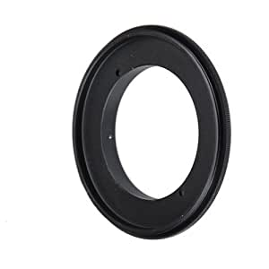 Fotodiox RB2A 67MM Filter Thread Lens, Macro Reverse Ring Camera Mount Adapter for Nikon