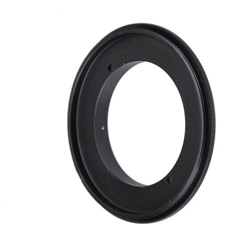 Fotodiox 07LAnk67r RB2A 67MM Filter Thread Lens, Macro Reverse Ring Camera Mount Adapter for Nikon