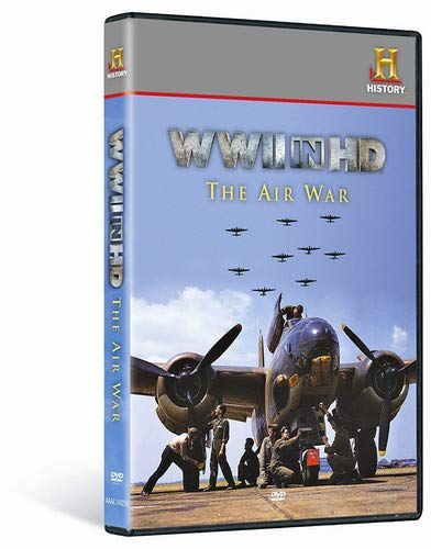 WWII In HD: The Air War [DVD] - Wwii Memory