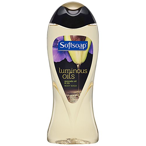 Softsoap Body Wash, Avocado Oil and Luminous Oils - 15 fluid ounce (6 - Wash Body Softsoap Hydrating
