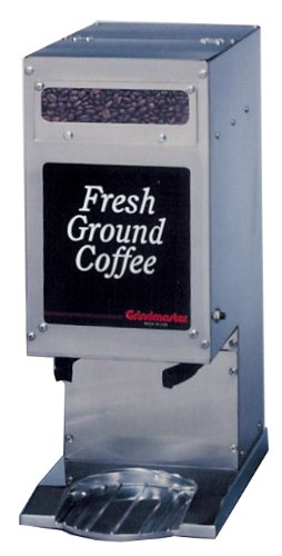 Grindmaster-Cecilware 100 Single Portion Coffee Grinder with Hopper, 6-Pound