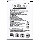 New Replacement Battery for LG G4 / LG G4 Stylus (Compatible With: LG G4 H810 H815 H818 LS991 VS986) BL-51YF - BELTRON Retail Packaging