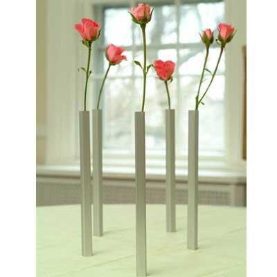 Magnetic Vases Set of 5 Vase