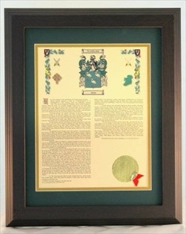 Amazon.com: Townsend H003gonzalez Personalized Coat Of Arms Framed ...
