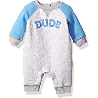 Gymboree Baby Boys 1-Piece Quilted Jacquard Body Suit