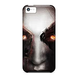 High Quality Erk6373MlYV Fear 3 Cases For Iphone 5c