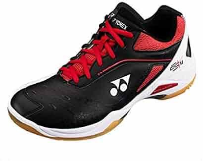 new style ce71e b1d20 Yonex Power Cushion 65 X Mens Indoor Court Shoe (Black Red)