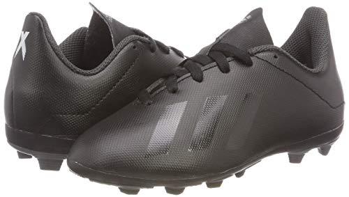 Fxg Chaussures Noir 000 negbás Adidas J 4 Ftwbla 18 X Football Garçon De qytwaO