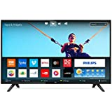 "Smart TV LED 32"" Philips 32PHG581378 HD Conversor Digital 2 HDMI 2 USB Wi-fi 60hz - Preta"