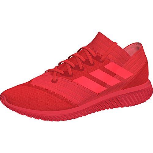adidas Nemeziz Tango 17.1 TR, Scarpe da Fitness Uomo Rosso (Reacor/Redzes Reacor/Redzes)