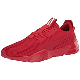 PUMA Men's Cell Phase Sneaker, High Risk red-high Risk Red, 7 M US