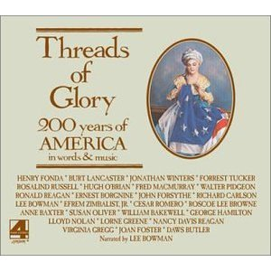 Price comparison product image (LP) Threads Of Glory - 200 Years Of America In Words & Music Presentation Kit