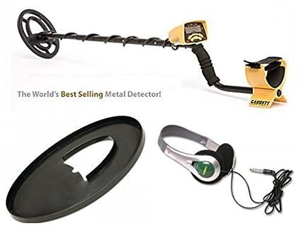 Detector de metales Garrett Ace 250 + Accesorios Auriculares y Copri Bobina cercametalli