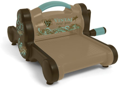 BIGkick Machine by Vintaj - 8.5'' x 6.25'' x 14.25'' 1 pcs sku# 981629MA by Sizzix