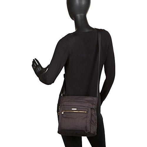 Hedgren - Bolso cruzados para mujer talla única negro azabache