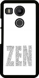 Funda para Google Nexus 5X (LG) - Budismo Zen by Andrea Haase