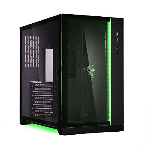 [해외]★ 최고의 게이밍 PC 1 대만 ★ Core i9 최근 9 세대 i9-9900k 장착 3.60 GhzDDR4 32GB500GB SSD + HDD 2TB마 Z390グラボ RTX 2080Ti (11GB)Win1 0 설치 ★ RAZER 모델 ★ (Core i9 9900K & RTX 2080Ti Razer 녹색 (Green)) / ★ Only 1 ★Core i9 L...