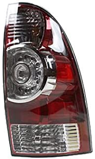Amazoncom Toyota Tacoma Driver Side Replacement Tail Light
