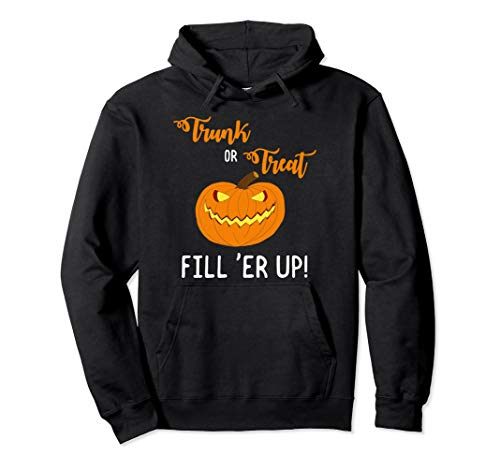 Trunk Or Treat Car Ideas (Trunk or Treat Halloween Jack O' Lantern Pumpkin Funny Pullover)