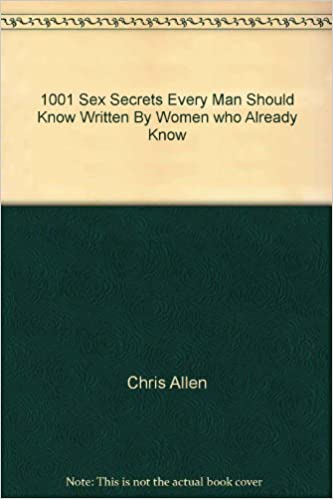 1001 sex secrets every woman should know