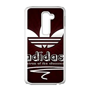 SANLSI Unique adidas design fashion cell phone case for LG G2