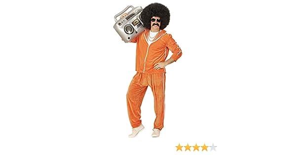 WIDMANN 0 ? Adultos Disfraz Chándal años 80: Amazon.es: Juguetes y ...