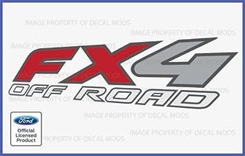 Ford F150 F250 FX4 Off Road Decals Vinyl Truck Sticker Decal Set 28