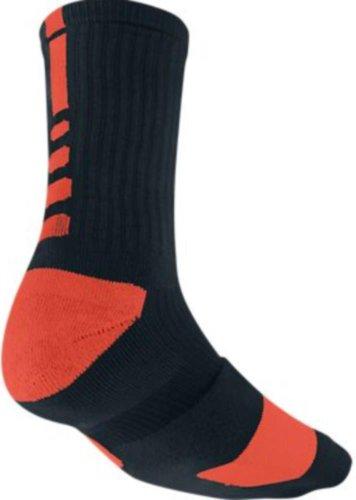 Nike - Polo de manga corta para hombre Black/Team Orange/Team Orange