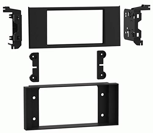 Metra 99-9402B 1 or 2 Din Dash Kit for Select Land Rover Range Rover 2003-2012