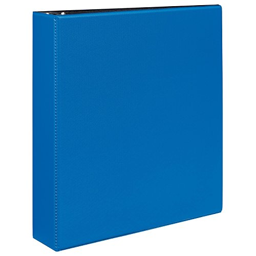 Durable EZ-Turn Ring Reference Binder, 8-1/2 x 11, 2in Capac