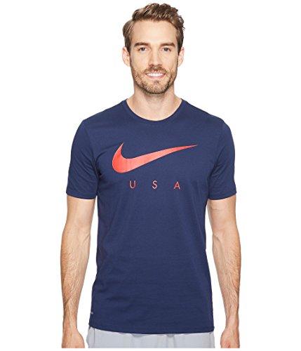USA M NK DRY TEE PRESEASON - Nike