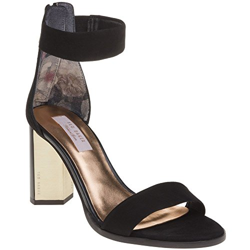 Ted Noir Black Perlie Chaussures Femme Baker qxZq74