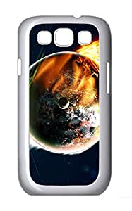 Samsung Galaxy S3 I9300 Cases & Covers - End Of The World PC Custom Soft Case Cover Protector for Samsung Galaxy S3 I9300 - White