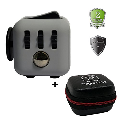 Andyshi Stress Cube Fidget Cube Relieves Anxiety for Children and Adults Anxiety Attention Toy