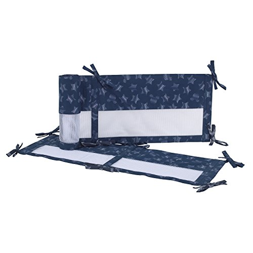 DISNEY MICKEY MOUSE - SECURE-ME CRIB LINER ()