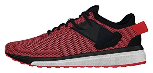 Negbas W Griosc Response De gris noir Rouge Running Chaussures 3 Femme Adidas rojimp F6aqBR