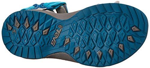 Teva Damen Terra FI Lite Sandale blauer See
