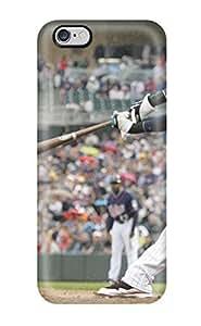 High Grade DanRobertse Flexible Tpu Case For Iphone 6 Plus - Minnesota Twins