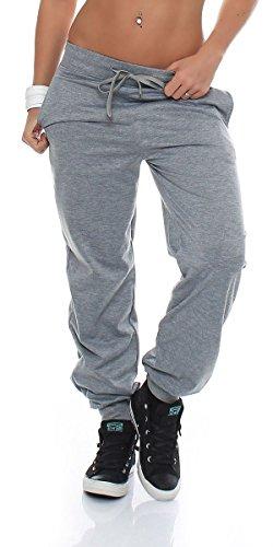 Yoga Malito Pantalon Classique Gris Aladin Boyfriend Torsion Baggy Femme Harem H1206 qEw0qrxP