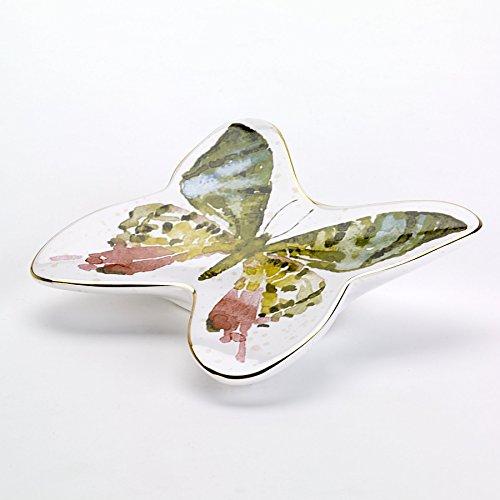 Avanti Linens Butterfly Garden Soap Dish