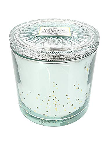 Voluspa Casa Pacifica Grande Maison 3 Wick Glass Candle, 36 ounces by Voluspa (Image #4)
