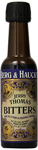 Berg & Hauck's Jerry Thomas Cocktail Bitters - 4 oz ()