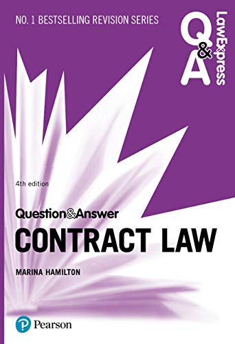 Law Express Question and Answer: Contract Law (Law Express Questions & Answers) (Express Law Contract Law)