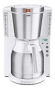Melitta Kaffeefiltermaschine Look Therm Timer, Kalkschutz, Timer,...