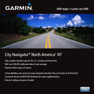Garmin New City Navigator North America NT 2012 Map Card MicroSD/SD