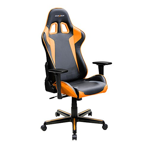 41695Nd0npL - DXRacer-Formula-Series-DOHFH00-Newedge-Edition-Racing-Bucket-Seat-Office-Chair-Gaming-Chair-Ergonomic-Computer-Chair-eSports-Desk-Chair-Executive-Chair-Furniture-with-Free-Cushions